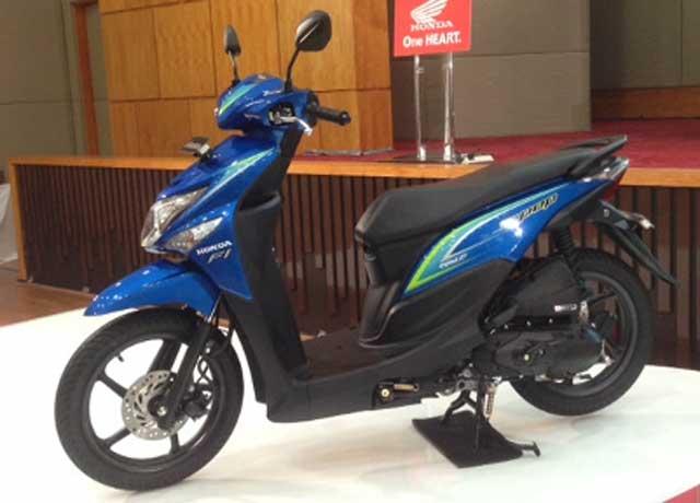 Warna dan Harga Honda BeAT POP eSP