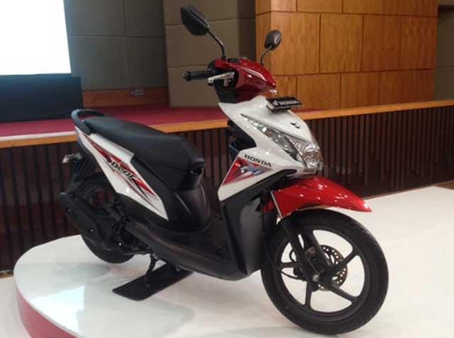 Warna dan Harga Honda BeAT eSP