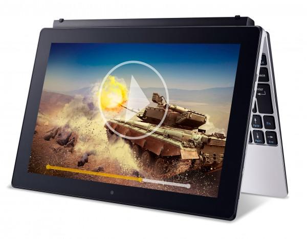 Fungsi Acer One 10 Dalam Mode Tent