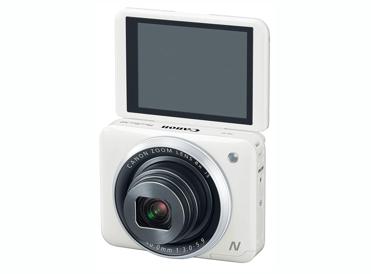 Kamera Canon PowerShot N2 Untuk Foto Selfie