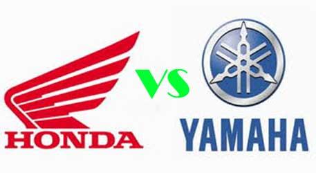 MotoGP 2015 Honda VS Yamaha.