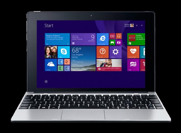 Notebook Acer Layar Sentuh Dengan Windows 8.1.