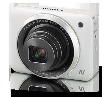 Spesifikasi Kamera Digital Canon PowerShot N2