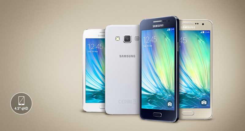 Spesifikasi dan Harga Samsung Galaxy A3