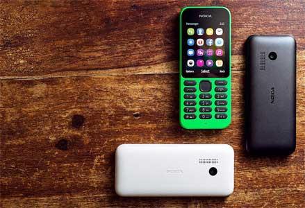 Spesifikasi dan harga Nokia 215