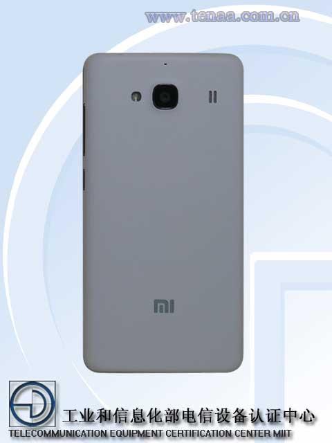 Xiaomi Redmi 2S Dual 4G LTE Warna Putih