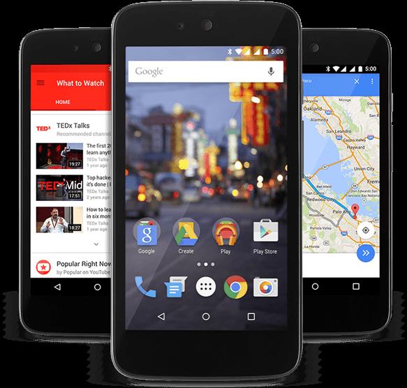 Harga dan Spesifikasi Ponsel Google Android One Nexian Journey 1