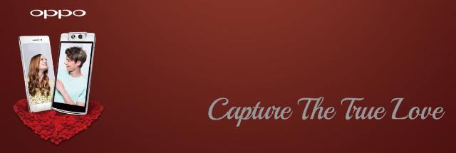 Hari Valentine 2015 Bersama OPPO Smartphone