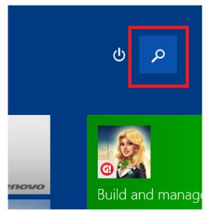 Pencarian Di Windows 8