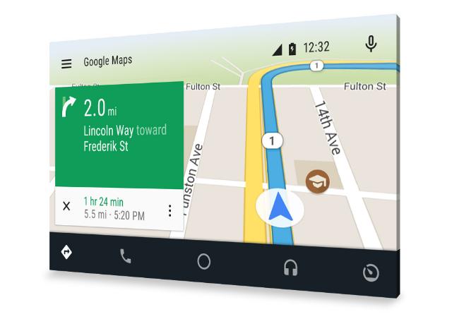 Download Aplikasi Android Auto Untuk Mobil
