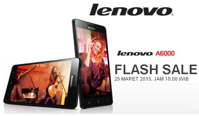 Fitur Dan Spesifikasi Lenovo A6000