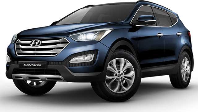 Harga Hyundai Santa FE 2015