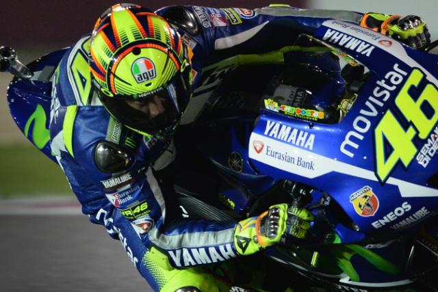 Hasil MotoGP 2015 Qatar - Rossi Juara.