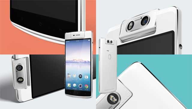 Smartphone OPPO N3 Gunakan Prosesor Snapdragon 801