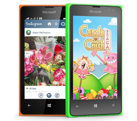 Spesifikasi dan Harga Lumia 435