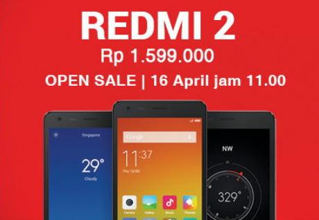 Beli Xiaomi Redmi 2 Di Lazada