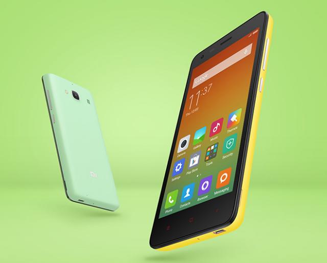 Fitur Xiaomi Redmi 2