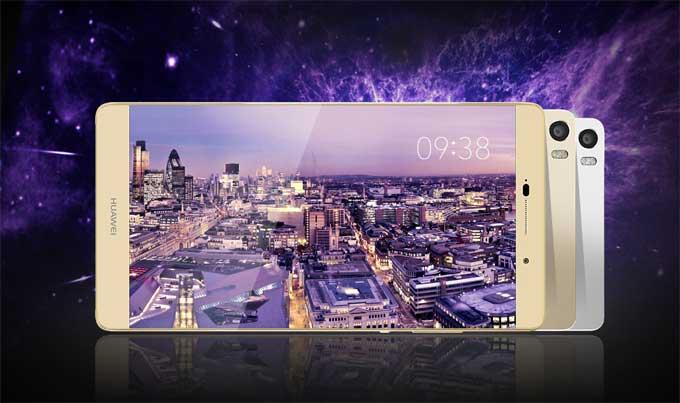 Harga dan spesifikasi Huawei P8 Max