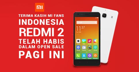 Jual Xiaomi Redmi 2