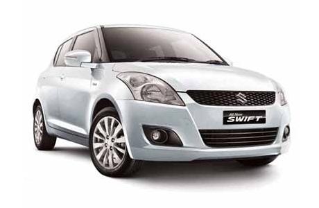 Suzuki Swift 2015 Warna Perak