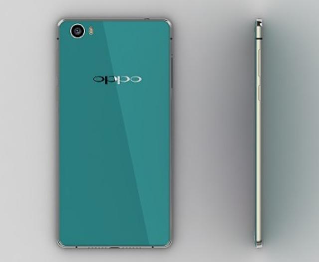 Gambar Oppo R7