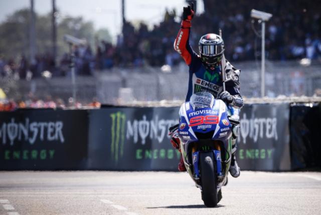 Hasil MotoGP Italia 2015 Dan Klasemen Sementara.