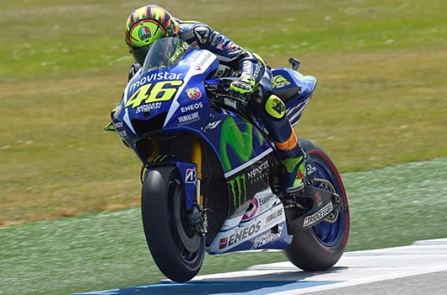 Hasil Kualifikasi MotoGP Belanda 2015, Rossi Pole Position