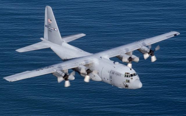 Pesawat Hercules C-130