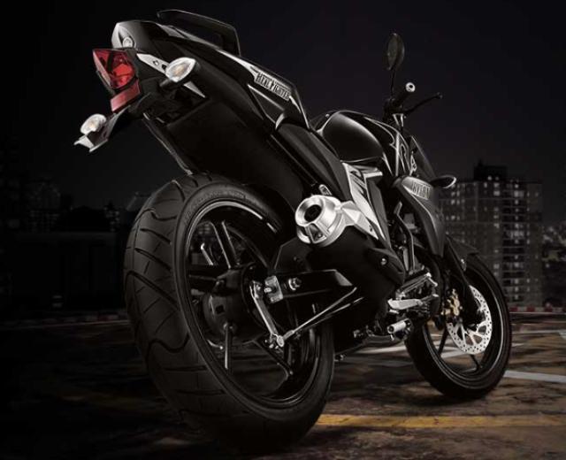 Spesifikasi Yamaha Byson FI