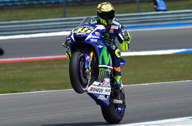 Valentino Rossi Tercepat Di MotoGP Assen Belanda
