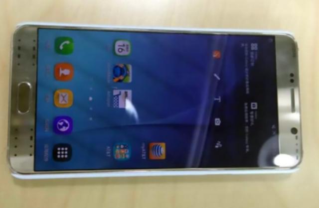 Bocoran Gambar Samsung Galaxy Note 5