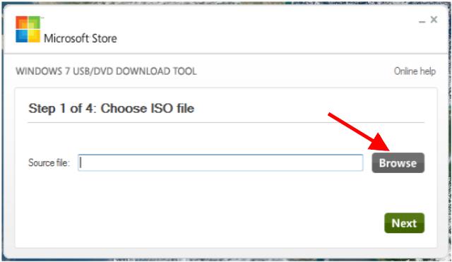 Cara Membuat Bootable USB Flashdisk Windows 10 - Langkah 1
