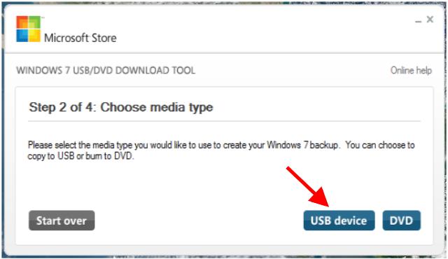 Cara Membuat Bootable USB Flashdisk Windows 10 - Langkah 2