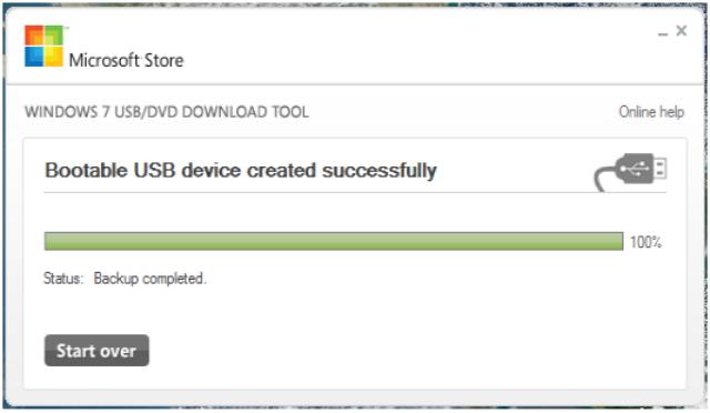 Cara Membuat Bootable USB Flashdisk Windows 10 - Langkah 4b