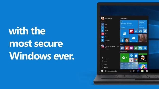 Fitur dan Sistem Keamanan Windows 10