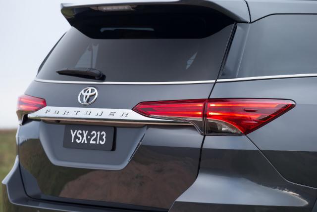 Fitur dan Spesifikasi Toyota Fortuner 2016