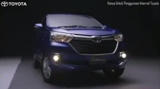 Gambar Toyota Grand New Avanza 2015 Tampak Depan