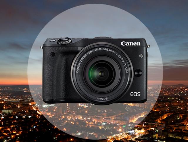 Harga Kamera Canon EOS M3