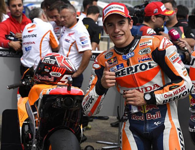 Marquez Pole Position Di MotoGP 2015 Jerman