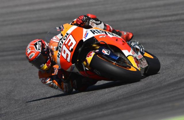 Marquez Tercepat Di FP1 MotoGP Jerman 2015