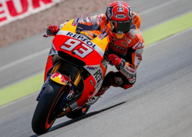 Marquez Tercepat Di FP2 MotoGP 2015 Jeman