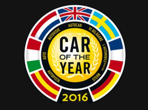 Mobil Terbaik Eropa 2016