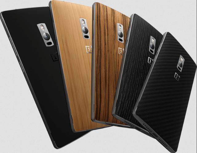 Pilihan Warna Cover OnePlus 2.