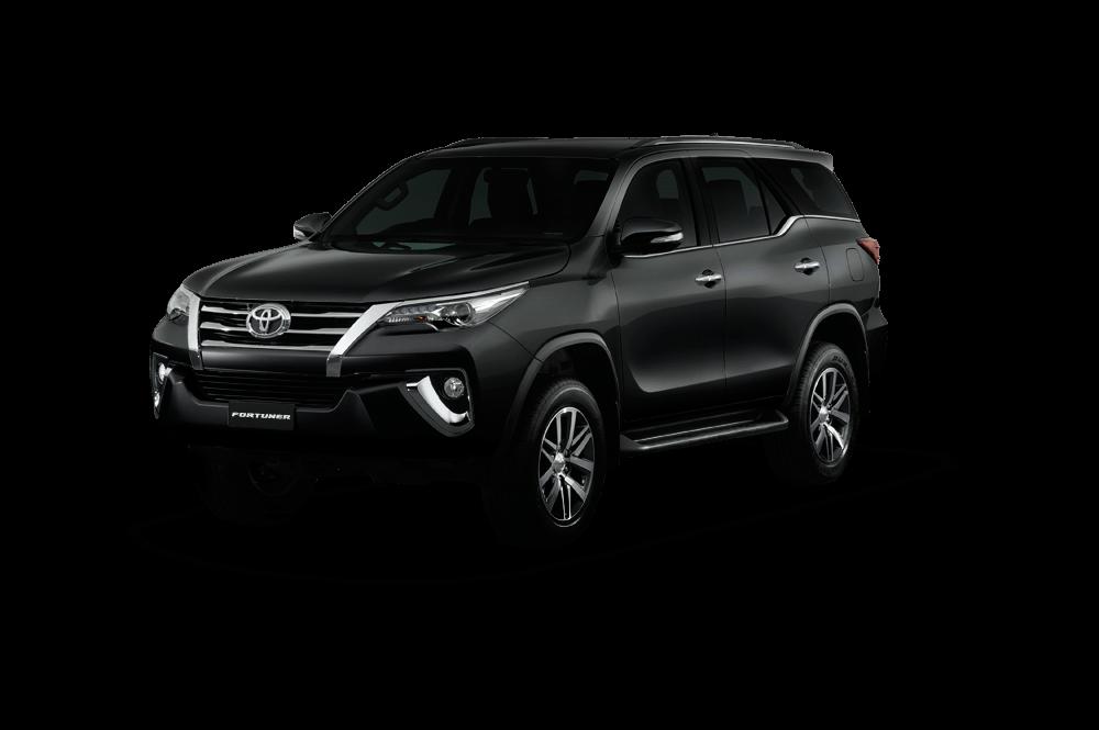Toyota Fortuner Warna Hitam