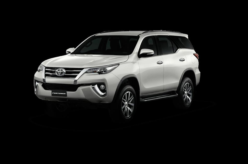 Toyota Fortuner Warna Putih Mutiara