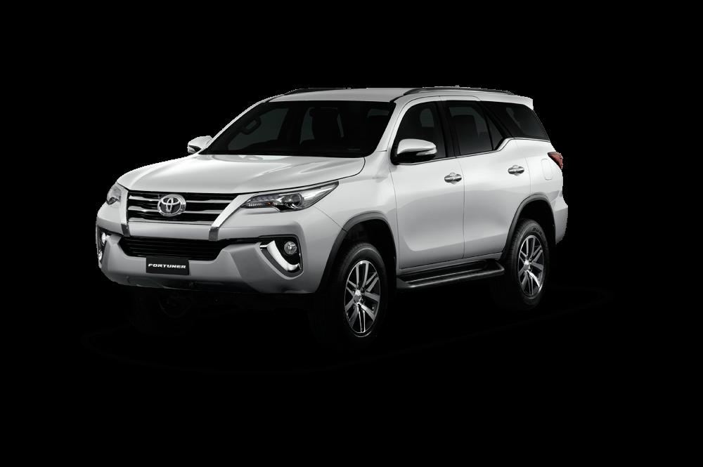 Toyota Fortuner Warna Putih Super