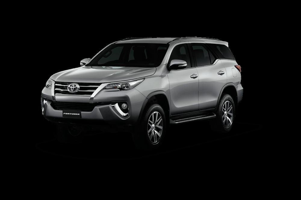 Toyota Fortuner Warna Silver
