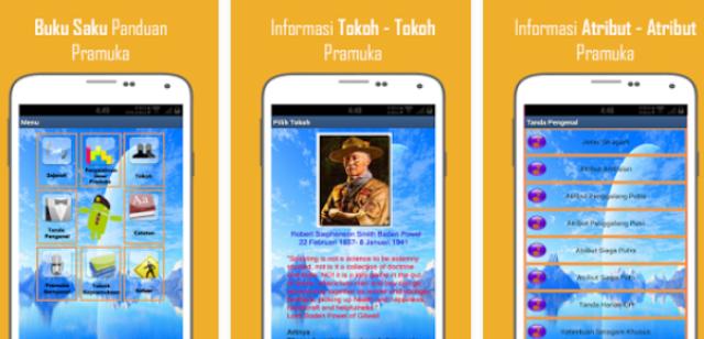 Download Aplikasi Buku Saku Pramuka Untuk Android