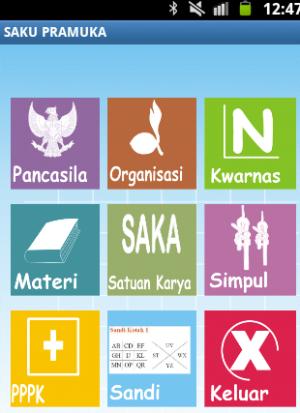 Download Aplikasi Saku Pramuka Untuk Android