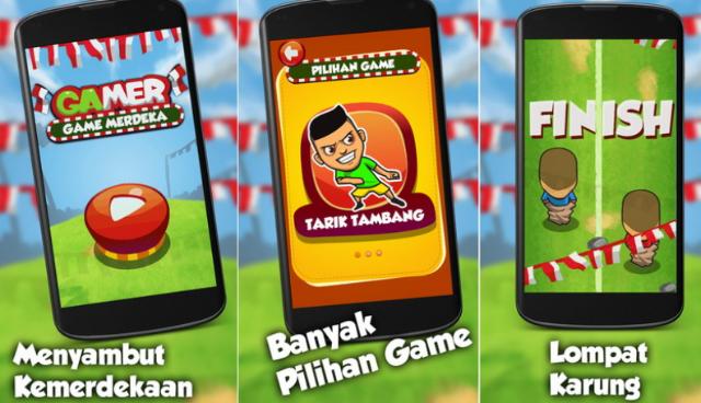 Download Game-Game Kemerdekaan Untuk Android